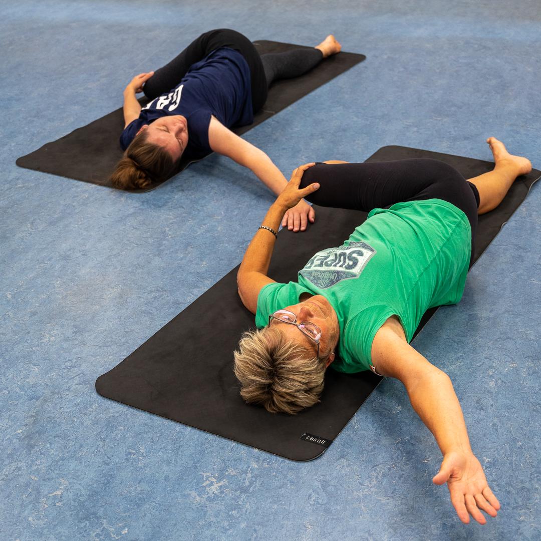 Fordybelsesklasse Yin Yoga - Hofternes smidighed