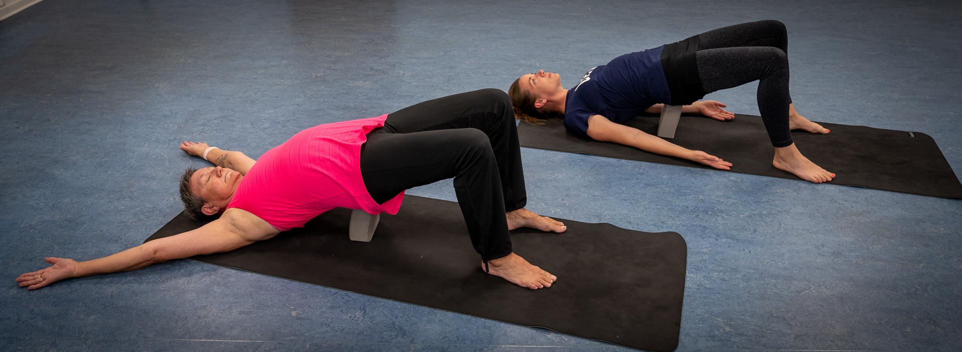 Fordybelsesklasse Yin Yoga - Krop og sind i samarbejde